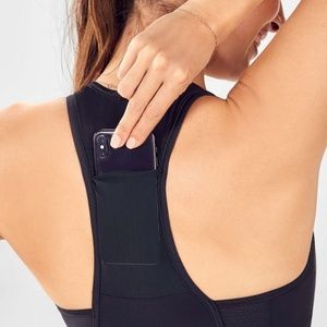 Fabletics Intimates & Sleepwear - Fabletics Mila Medium Impact Sports Bra Pocket M